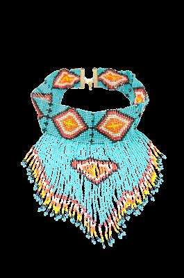 Colección tribal Florencia - julio 2016