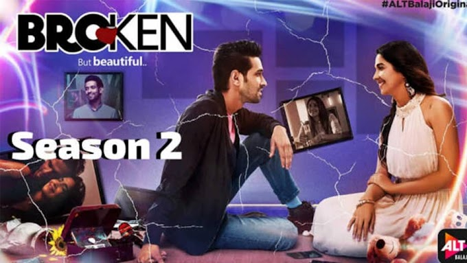 [18+] Broken But Beautiful (2019) | S02