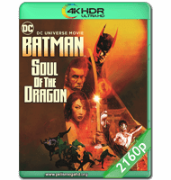 BATMAN: ALMA DEL DRAGÓN (2021) WEB-DL 2160P HDR MKV ESPAÑOL LATINO