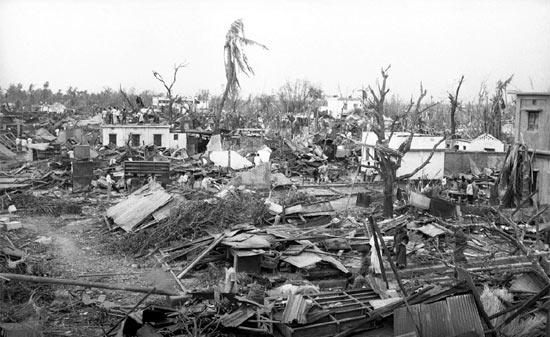 Bhola Cyclone 1970