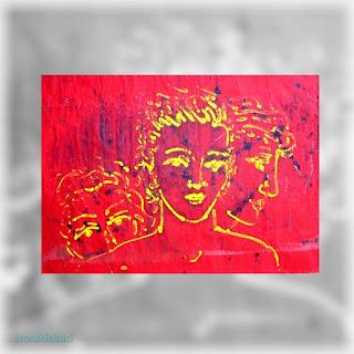Κώστας Ευαγγελάτος (Ενοραματικό κόκκινο, 2020)