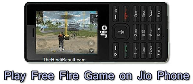 Free Fire Online Play Jio Phone