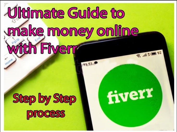 How to make money online with Fiverr (Ultimate Guide)