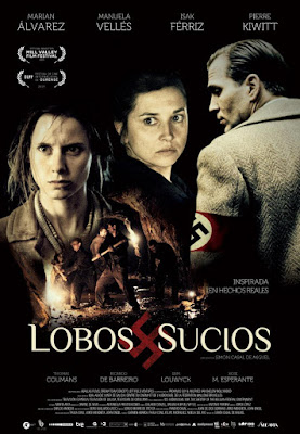 Lobos Sucios 2015 DVD R2 PAL Spanish