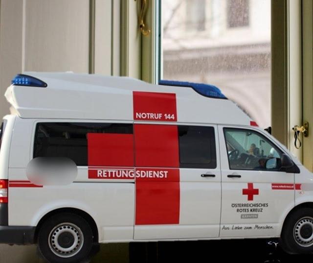 فيينا: سقوط طفل من النافذة