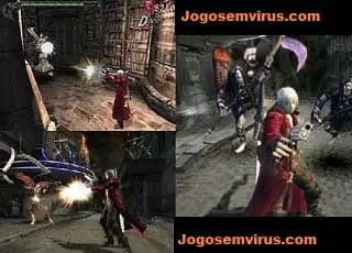 Imagens Devil May Cry 3: Dante's Awakening Special Edition