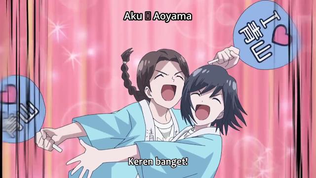 Keppeki Danshi! Aoyama-kun Episode 06 Subtitle Indonesia