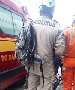 Tragédia veja o vídeo: Militar comete suicídio no Grand Park, em São Luís