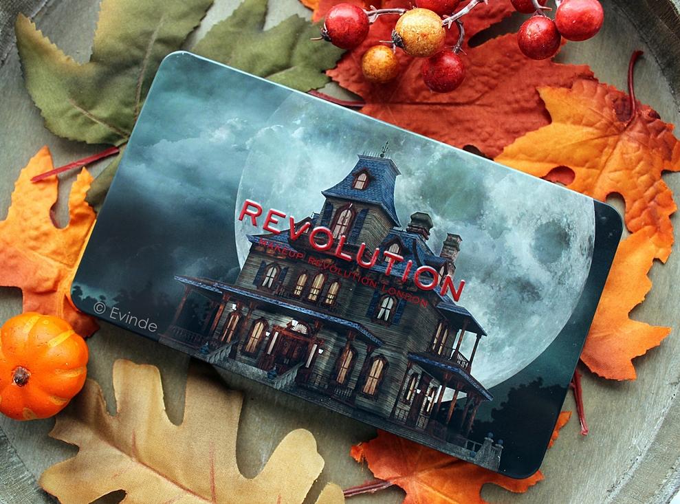 revolution haunted house palette