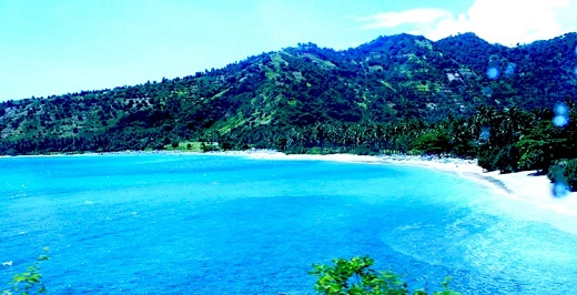 Pantai Senggigi, Destinasi Wisata di Pulau Lombok