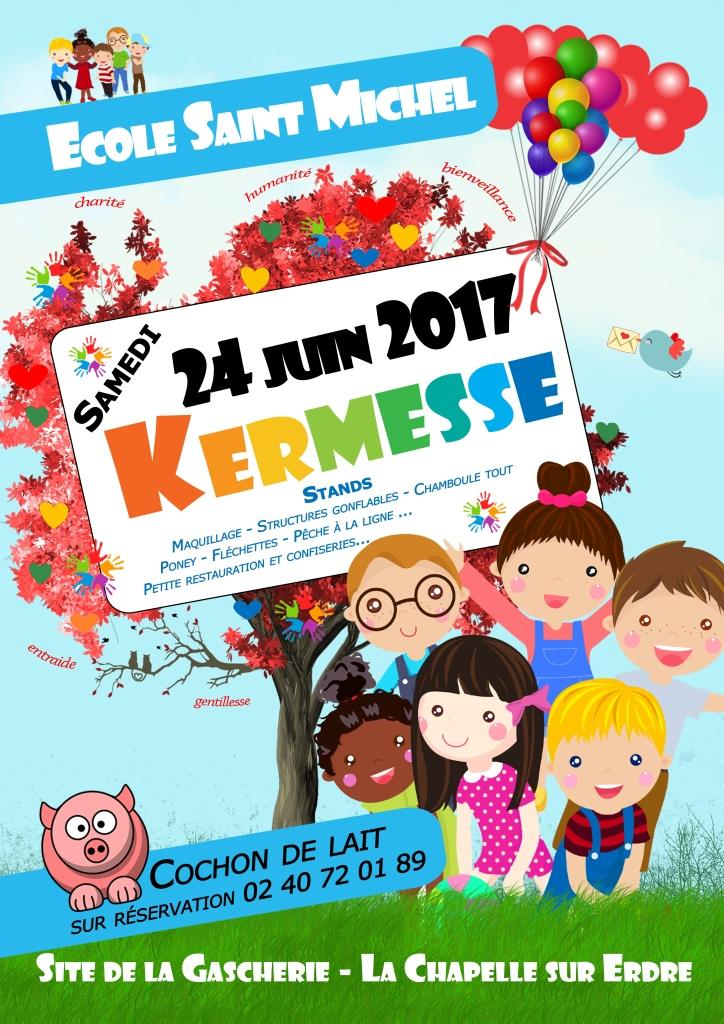 Assez Kermesse ~ Le site de l'école maternelle et primaire Saint Michel  XH21