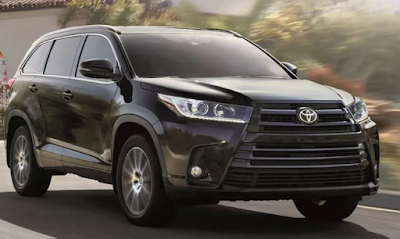 2020 Toyota Highlander Concept - Redesign, Price & Release Date