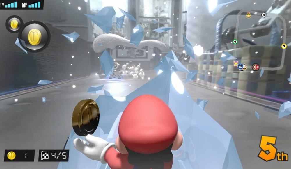 Super Mario Kart 9 Nintendo