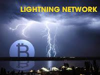 """WOW!!! Bitcoin Lightning Network, Kirim Bitcoin Hanya 1 Detik, VISA pun Kalah"""""""