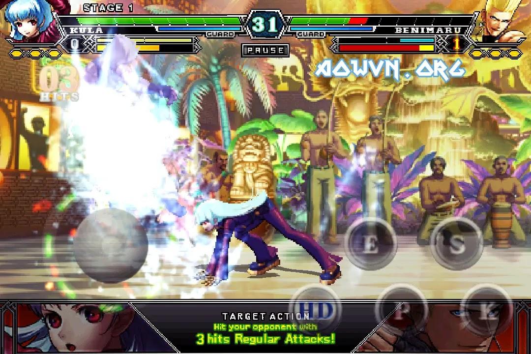 AowVN.org m%2B%25285%2529 - [ Offline ] THE KING OF FIGHTERS-i & A 2012(F)   Android & IOS - Game đối kháng kinh điển tuyệt hay