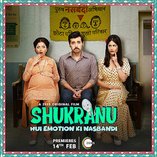Shukranu (2020) Full Movie Download Hindi 300MB 480p PreDVDRip
