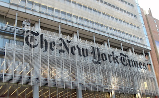Senior Homepage Editor Reveals Biased Political Agenda at New York Times