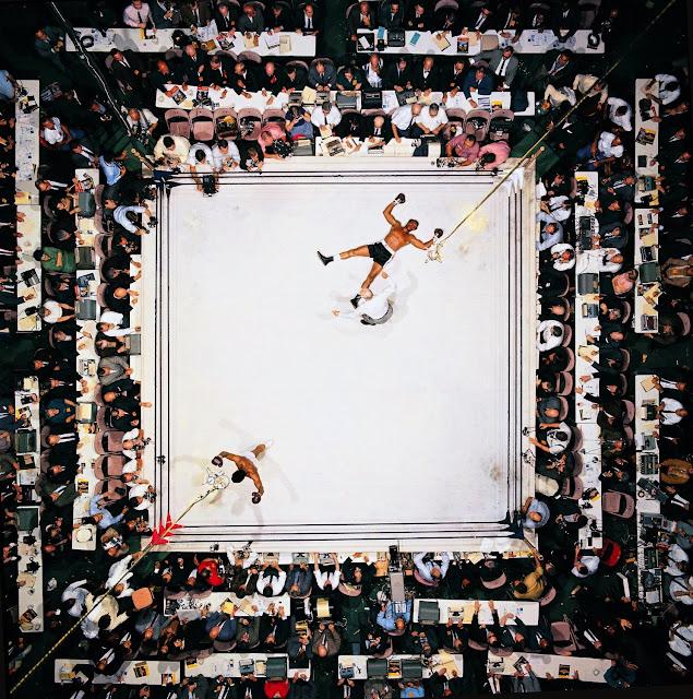 Fotografías icónicas del deporte