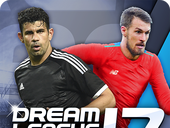 Dream League Soccer 2017 Apk v4.10 Mod Unlimited Money Terbaru