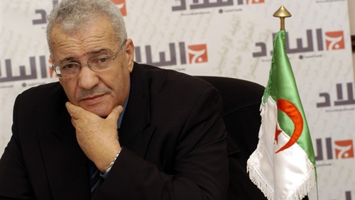 محند أوسعيد بلعيد وزيرا مستشارا ناطقا رسميا باسم رئاسة الجمهورية