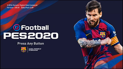 PES 2020 NEW Graphic Mod for PES 2017 by Tung