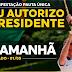 Iratienses organizam uma manifestação em apoio a Bolsonaro no sábado (1)