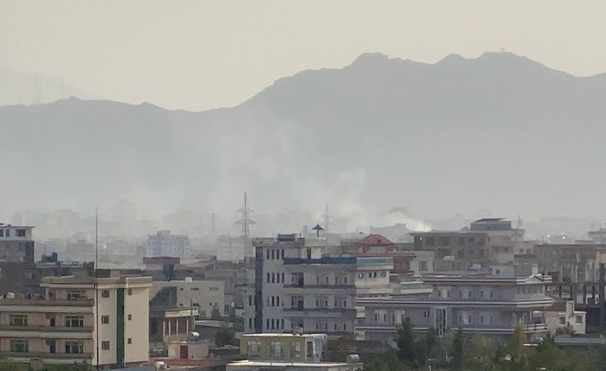 Estados Unidos abatió a terroristas suicidas y frenó un atentado al aeropuerto de Kabul
