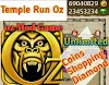 Temple run oz mod hacked game apk unlimited coins and life