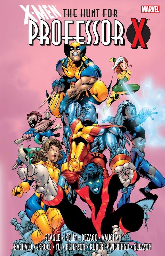 x men marvel comics