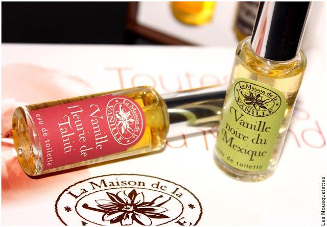 Vanille fleurie de Tahiti et vanille noire du Mexique - La Maison de la vanille - Blog beauté