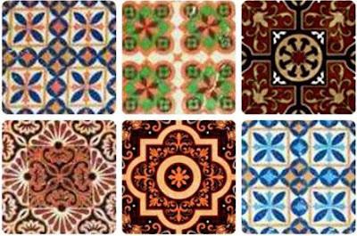 produsen yang memproduksi lantai keramik motif - polos di Indonesia