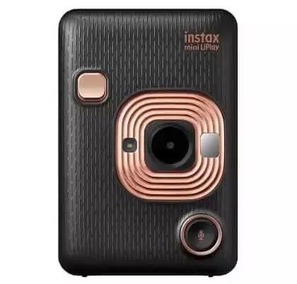 Fujifilm Unveils Instax Mini LiPlay with Sound-recording Feature