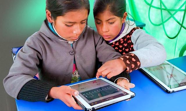 Cierre de brecha digital en el servicio educativo