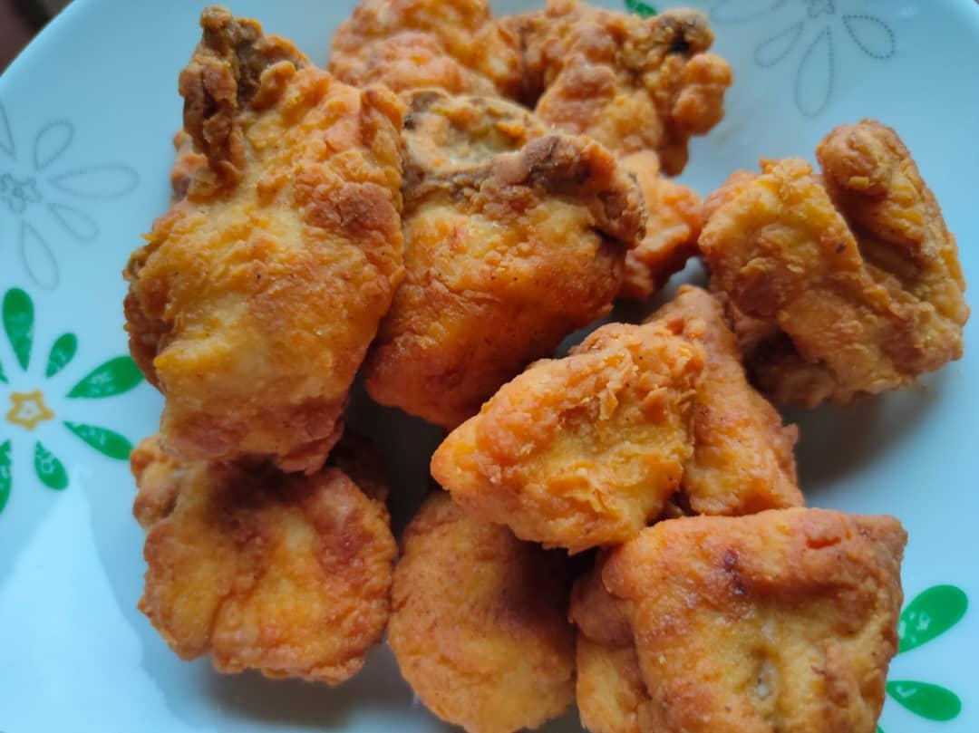 Resepi Ayam Goreng Korea