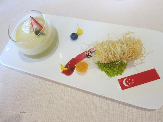 Durian Dessert Duo