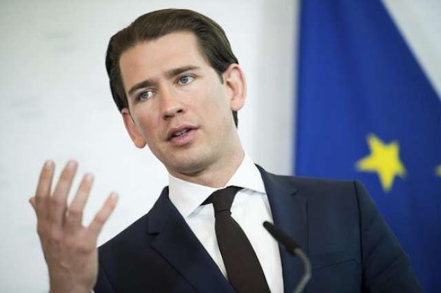 Αυστρία: Πρόωρες εκλογές ανακοίνωσε ο Σ. Κουρτς