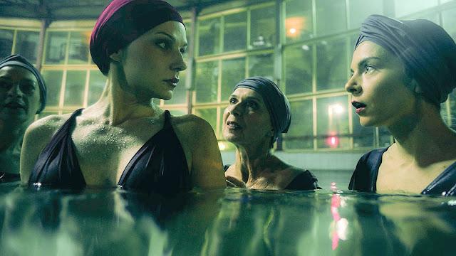 'Stranger': Desapariciones con hidroterapia en la película de terror ucraniana