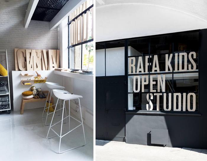 Rafa-kids studio in Rotterdam