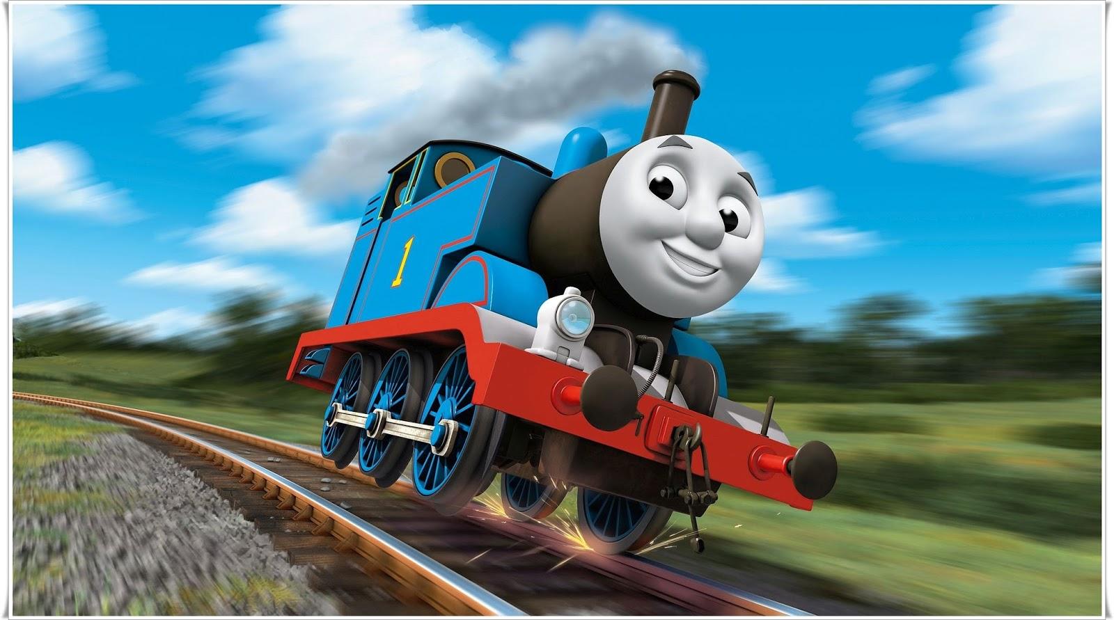 Kumpulan Gambar Kartun Kereta Api Gokil Abis