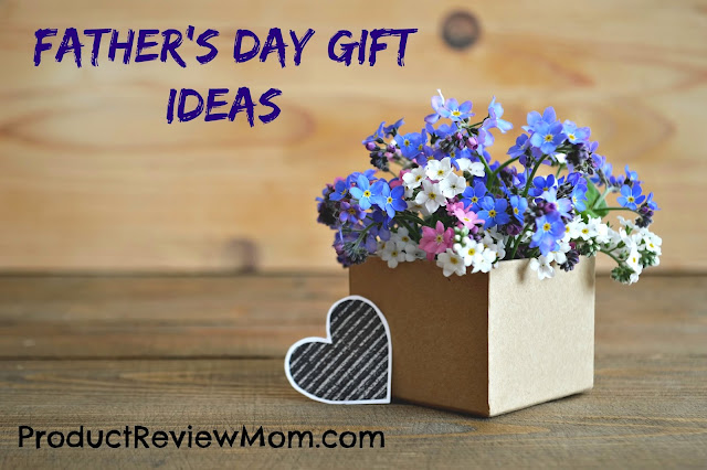 Father's Day Gift Ideas  via  www.productreviewmom.com