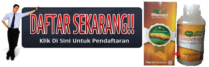 Agen Qnc Jelly Gamat Banjarnegara