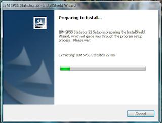 Cara Install IBM SPSS Semua Versi