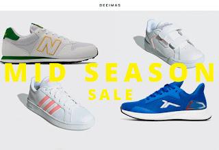 Mid Season Sale Decimas