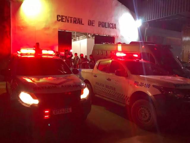 Criminoso que participou de matança no Urso Branco é preso em igreja