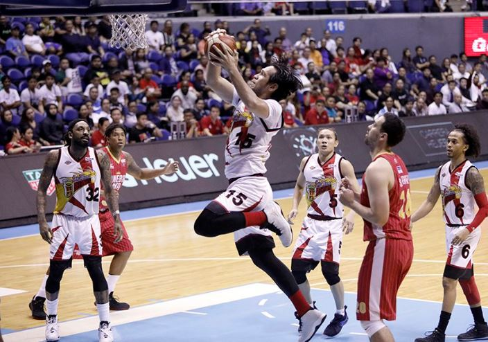LIVE STREAM: Ginebra vs San Miguel Game 4 PBA Commissioner's Cup Finals 2018