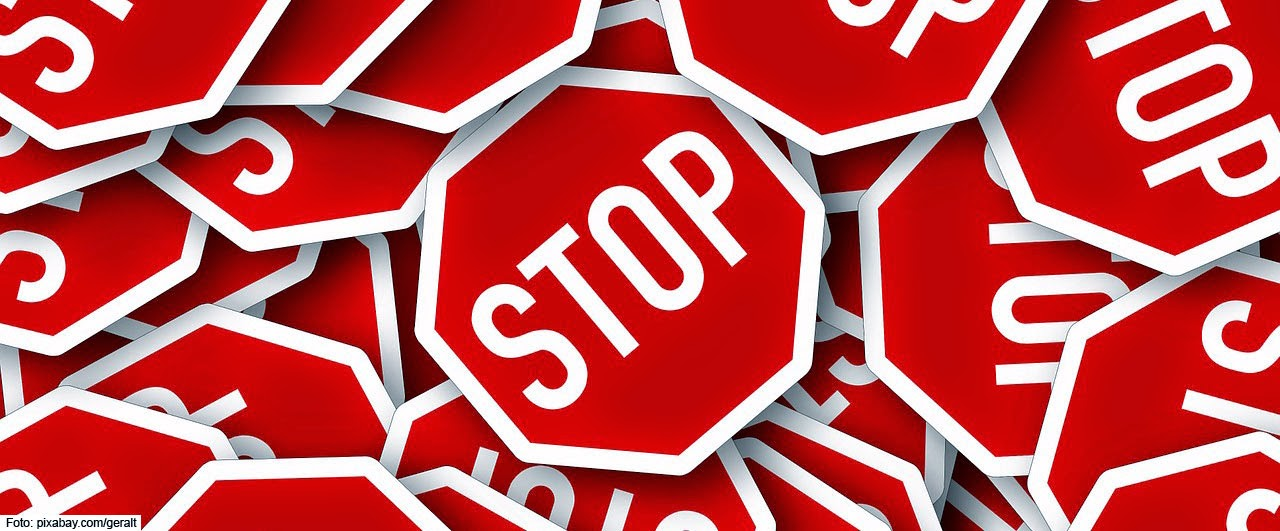 Stoppschilder Im Kopf Oder Welche Erfahrungen Ich Oft Mit