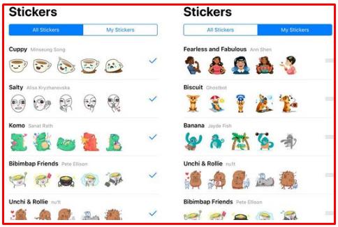 Cara Menggunakan dan Kirim Stiker di WhatsApp
