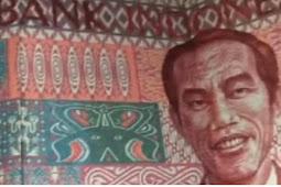 Video Viral, Uang Bergambar Presiden Jokowi Disebut-sebut Sebagai Redenominasi Adalah Hoaks