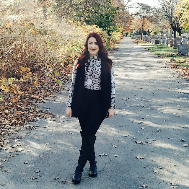 OOTD: Comfy & Fashionable for Winter