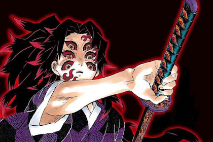 14 Fakta Menarik Kokushibo Kimetsu no Yaiba (Demon Slayer)